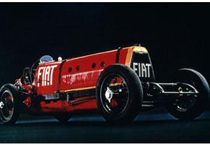 Fiat Mefistofele, un demonio de la velocidad