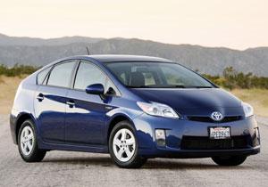 Toyota vende un millón de híbridos Prius en Estados Unidos