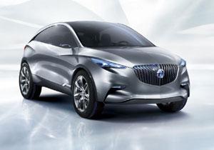 Buick Envision Concept se presenta en el Salón de Shanghái 2011