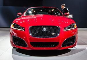 Jaguar XF y XF-R 2012 se estrenan en el Salón de Nueva York