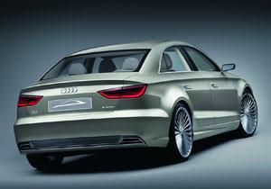 Audi A3 e-tron Concept debuta en el Salón de Shanghai 2011