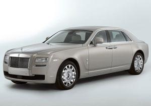 Rolls Royce Ghost EWB debuta en Shanghai 2011