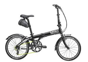 MINI presenta su bicicleta plegable