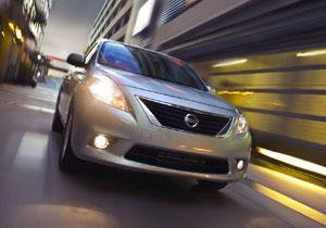 Nissan Versa 2012, otra novedad en el Salón de Nueva York
