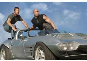 Los autos de la película Fast Five