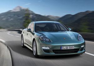Porsche Panamera Diesel, una versión más eficiente
