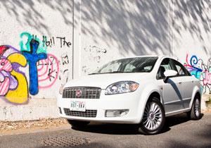 FIAT Linea 2011 a prueba