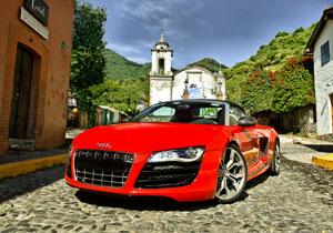 Audi R8 Spyder V10 5.2 FSI quattro 2011 a prueba