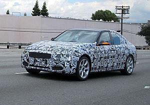 BMW Serie 3 2013, fotos espía