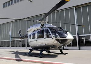 EC145 Mercedes-Benz Style un helicóptero de lujo