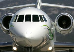 Dassault Falcon 2000S, lujo en el aire