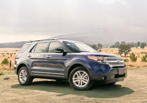 Ford Explorer XLT 2011 a prueba