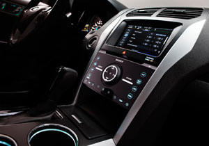 ¿Conoces los sistemas MyFord Touch y SYNC?