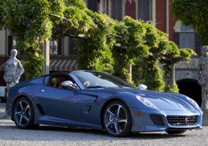 Ferrari Superamerica 45 debuta en el Concurso de Elegancia Villa d´Este
