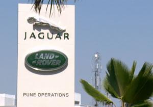 Jaguar-Land Rover abre su primera planta en India