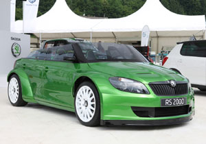 Skoda Fabia RS 2000 Concept se presenta en Wörthersee 2011