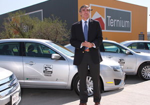 Ternium adquiere 80 unidades Ford Fusion Hybrid