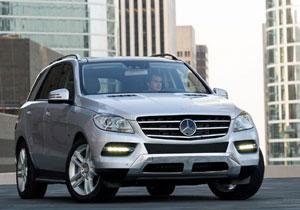 Mercedes-Benz ML 2012, presentación oficial