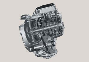 ZF presenta 9HP, transmisión con nueve cambios