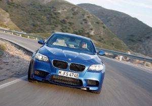 BMW M5 2012, con un V8 biturbo de 560 Hp