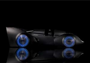 El próximo Batimóvil, con estilo de Fórmula 1 e impulsado por hidrógeno