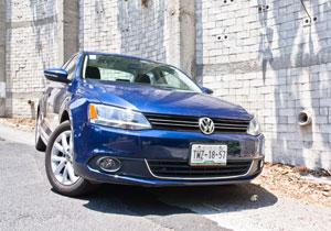 Volkswagen Nuevo Jetta TDI 2011 a prueba