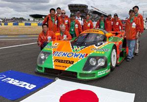 Mazda 787B regresa a Le Mans luego de 20 años