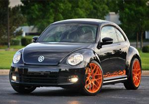 Volkswagen Beetle RS 2012, un toque de Porsche 911 GT3 RS