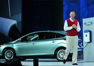 Alan Mulally de Ford es nombrado CEO del 2011