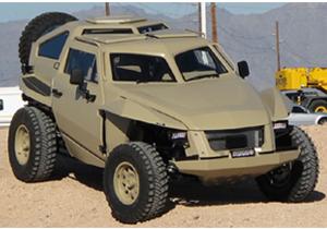 XC2V Flypmode vehículo de combate diseñado por civiles