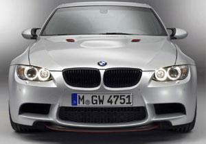 BMW M3 CRT 2012, edición especialcon elementos en fibra de carbono