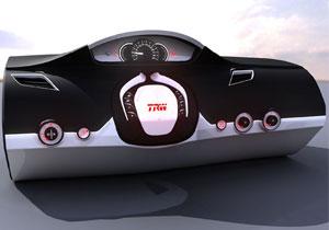 TRW desarrolla un volante retráctil para adultos mayores