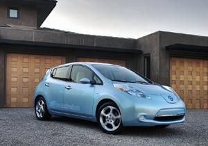Nissan Leaf sobrepasa en ventas al Chevrolet Volt en EUA