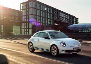 Nuevo Volkswagen Beetle 2012 primer contacto desde Berlín