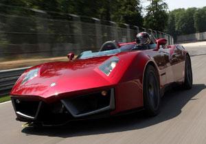 Spada Codatronca Monza, potencia sobre el asfalto