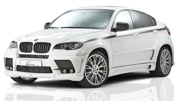 BMW X6, con el toque de Lumma Design