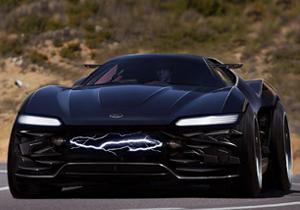 Ford Mad Max concepts, recordando al mítico Pursuit  Special