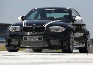 Kelleners Sport inyecta potencia al BMW Serie 1 M Coupé