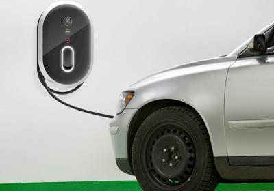 GE estrena cargador de autos eléctricos para el hogar