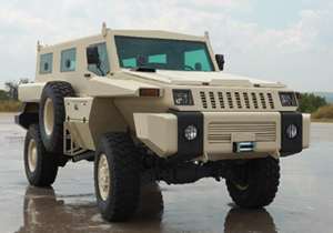 Paramount Marauder, un vehículo imparable