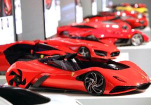 Alumnos de Corea del Sur ganan el Ferrari World Design Contest 2011