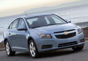Chevrolet  fabricará la versión diesel del Cruze en EUA