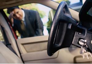 ¿Qué hacer si olvidas las llaves dentro de tu auto?