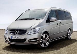 Mercedes-Benz Viano Vision Pearl concept, el lujo de un yate sobre cuatro ruedas