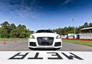 Prueba: Audi TT RS 2012, el más salvaje de su clase