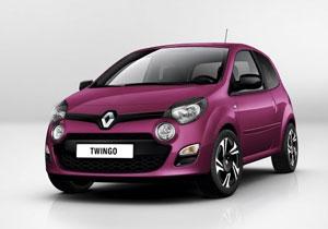 Renault Twingo 2012 debuta en el Salón de Frankfurt 2011