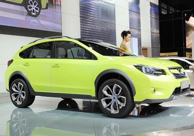 Subaru estrenará el nuevo Subaru XV