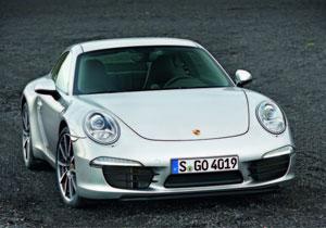 Nuevo Porsche 911 primeras imágenes antes del Salón de Frankfurt