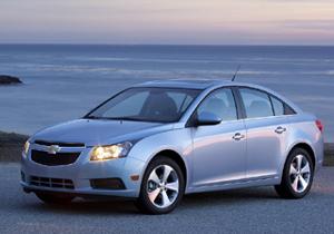 Chevrolet Cruze es el auto compacto más vendido en EUA