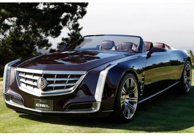 Cadillac Ciel Concept, recordando a los míticos convertibles de los sesenta
